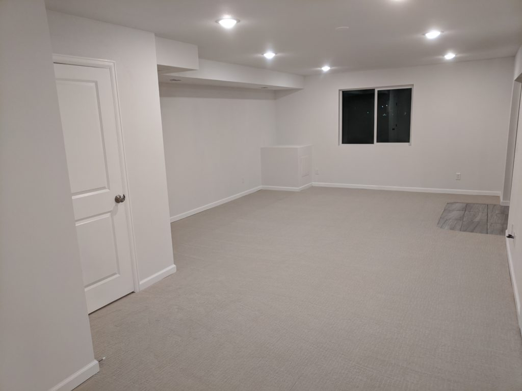 Basement-Bedroom Remodel 1